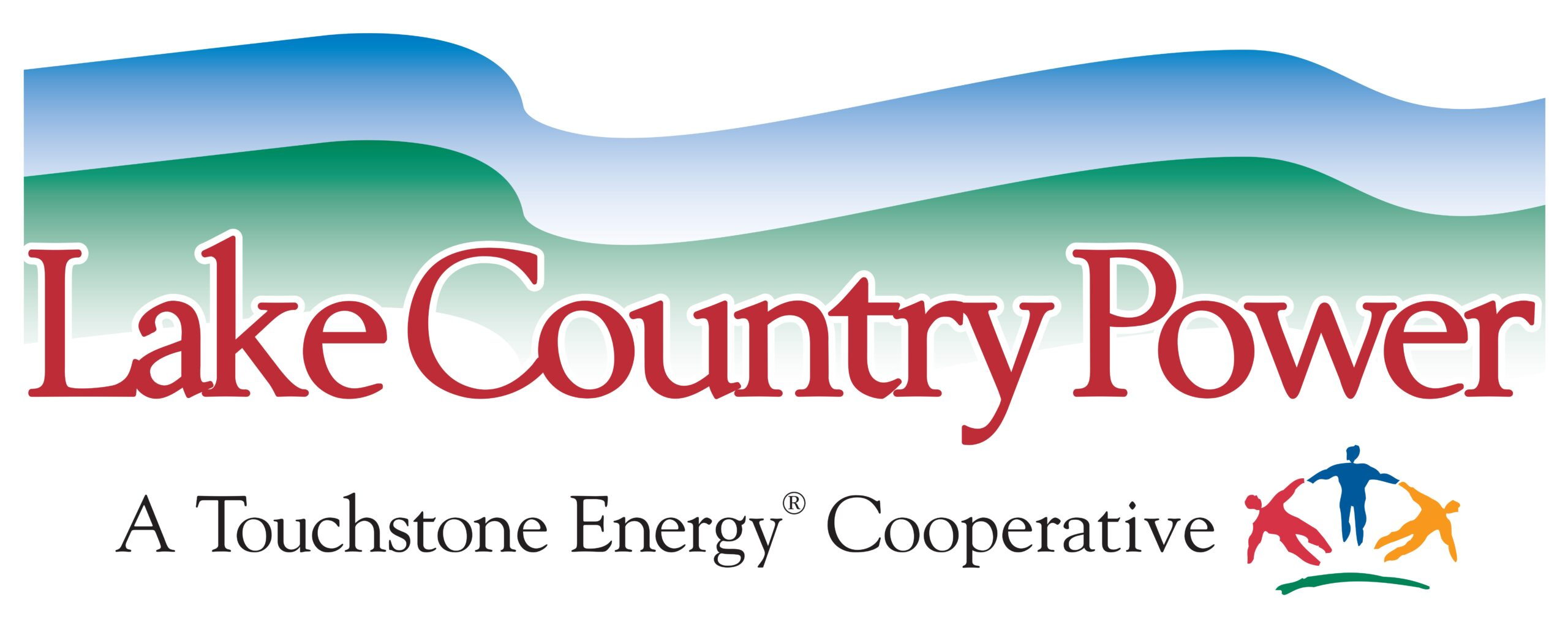 Lake Country Power - A Touchtone Energy Cooperative Logo